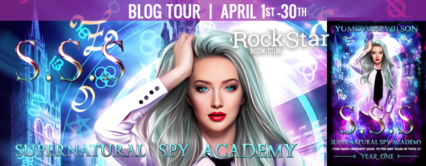 {Review+Giveaway} S.S.S. Year One (Supernatural Spy Academy) by Yumoyori Wilson