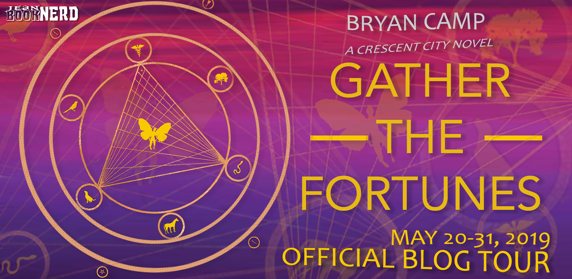 {Review+Giveaway} Gather the Fortunes by @BryanCamp