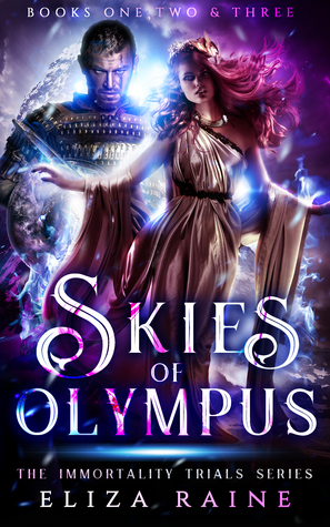 Skies of Olympus: Books One, Two & Three