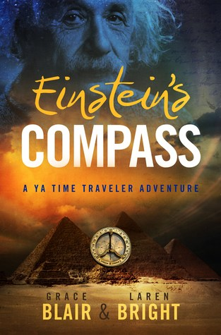 {Trivia Guest Post+Giveaway} Einstein's Compass: A YA Time Traveler Adventure by Grace Blair