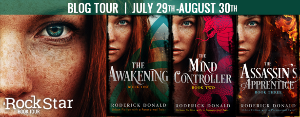 {Review+Giveaway} The CAIT LENNOX: FEMME FATALE Series by Roderick Donald