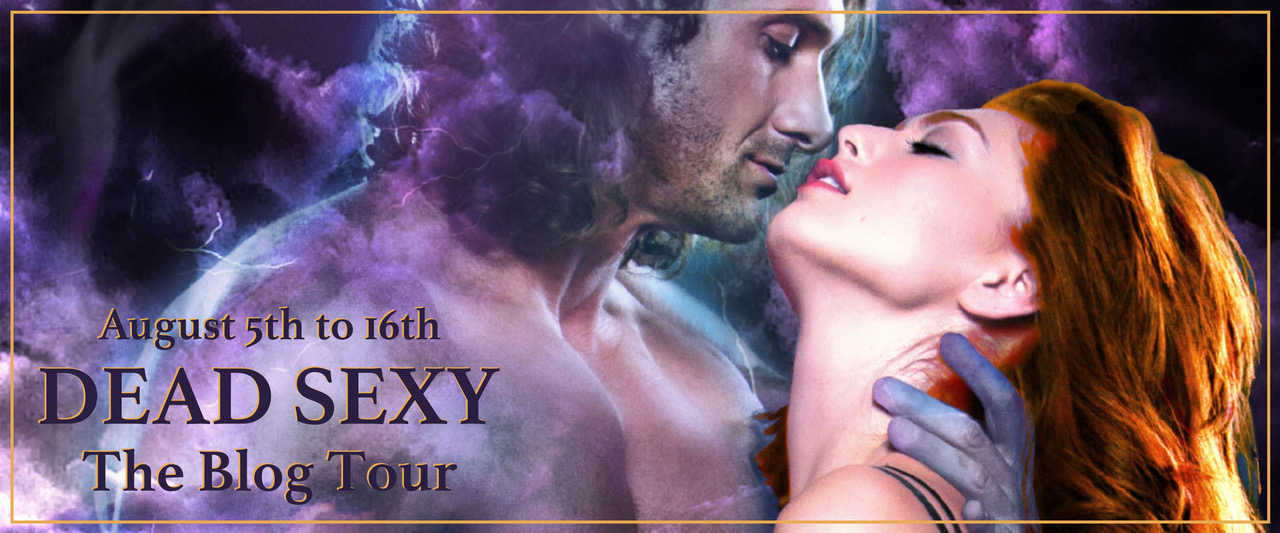 {Interview+Giveaway} Dead Sexy by Lulu M. Sylvian