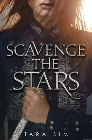 {ARC Review+Giveaway} Scavenge the Stars by Tara Sim