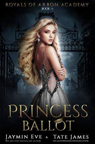 {Review} PRINCESS BALLOT by Jaymin Eve and Tate James