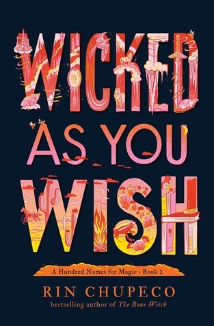 {Release Day Review+Giveaway} Wicked As You Wish by Rin Chupeco