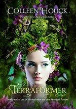 {Review+Giveaway} Terraformer by Colleen Houck