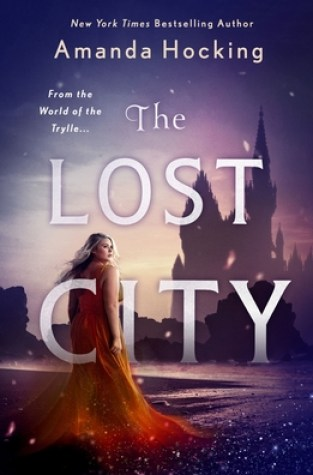 {Release Week Review+Interview} The Lost City by Amanda Hocking