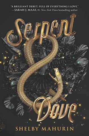 {Review} Serpent & Dove by @ShelbyMahurin @HarperTeen