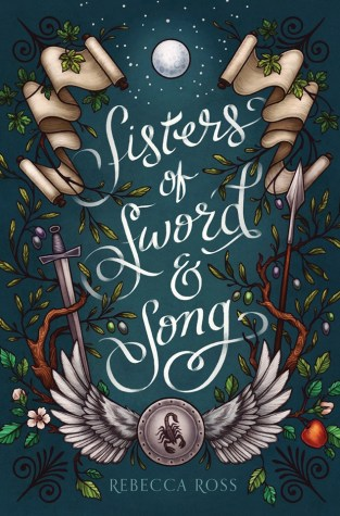 {Review+Giveaway} Sisters of Sword and Song by Rebecca Ross
