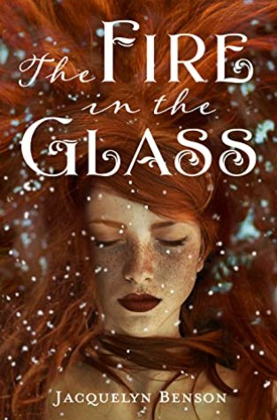 {Review+Giveaway} The Fire in the Glass by Jacquelyn Benson
