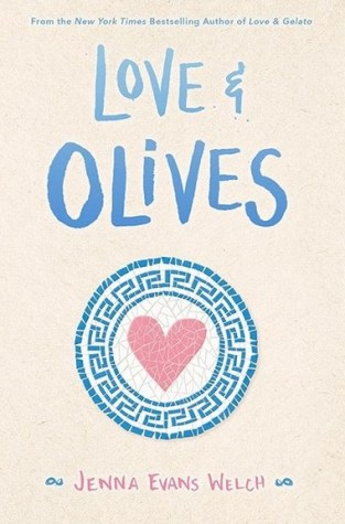{Review+Giveaway} Love & Olives by @jennaevanswelch @simonteen @RockstarBkTours