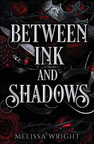 {Review+Giveaway} Between Ink and Shadows by Melissa Wright