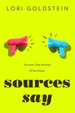 {Review} Sources Say by Lori Goldstein