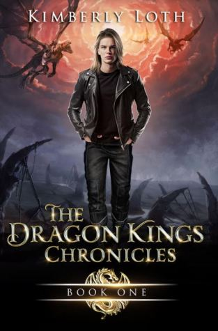 {Review} The Dragon Kings Chronicles by Kimberly Loth