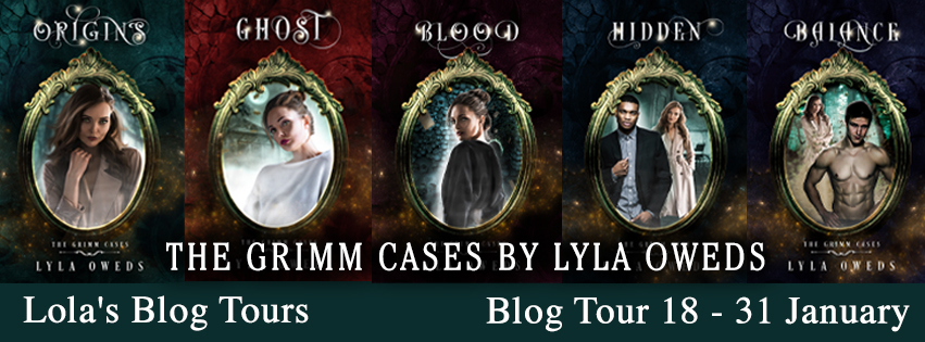 {Review+Giveaway} Origins By Lyla Oweds