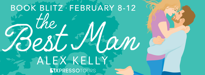 {Excerpt+Giveaway} The Best Man by Alex Kelly