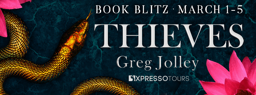 {Excerpt+Giveaway} Thieves by Greg Jolley