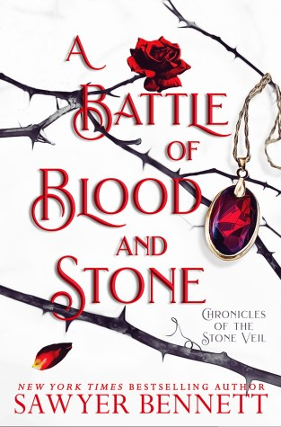{Review} A Battle of Blood and Stone by Sawyer Bennett @bennettbooks
