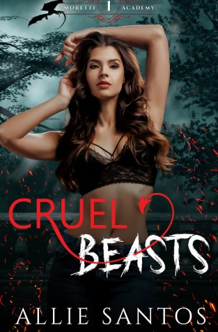 {Excerpt+Giveaway} Cruel Beasts by Allie Santos