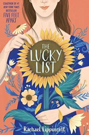 {Review+Giveaway} The Lucky List by Rachel Lippincott @rchllipp @simonteen @RockstarBkTours