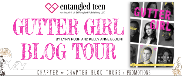 {Review+Giveaway} Gutter Girl by Lynn Rush and Kelly Anne Blount