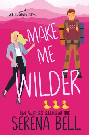 {Excerpt+Giveaway}  Make Me Wilder by Serena Bell