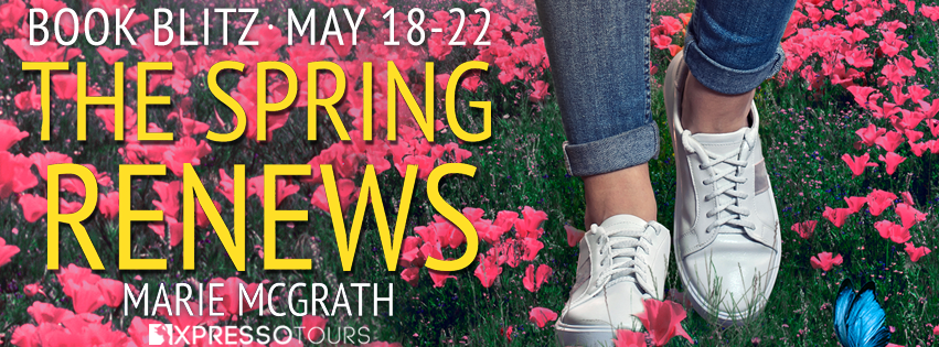 {Excerpt+Giveaway} The Spring Renews by Marie McGrath
