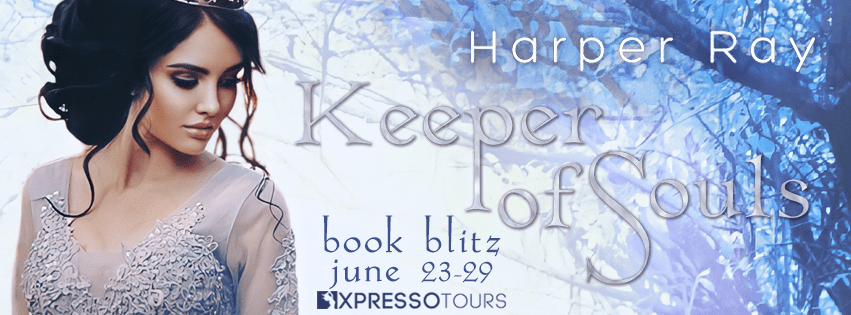 {Excerpt+Giveaway} Keeper of Souls by Harper Ray