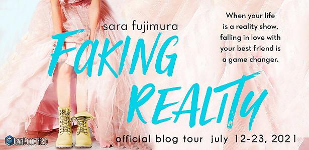 {Review+Giveaway} Faking Reality by Sara Fujimura