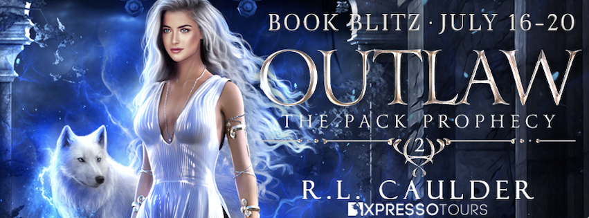 {Excerpt+Giveaway} Outlaw by R.L. Caulder