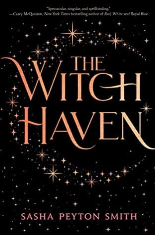 {Review+Giveaway} The Witch Haven by Sasha Peyton Smith