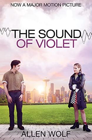 {Mini Review+Author Interview } The Sound of Violet by Allen Wolf
