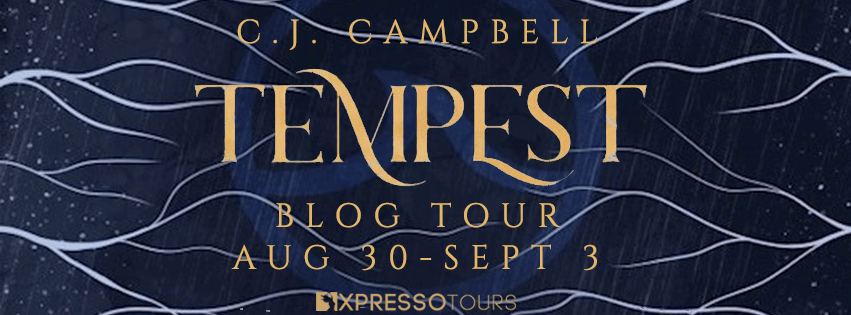 {Review+Giveaway} Tempest by CJ Campbell