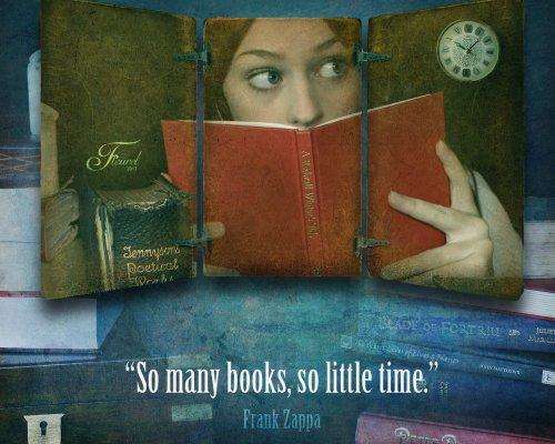 Leapșa: Printre cărți