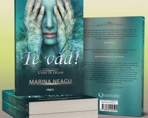 Recenzie în premieră: Te văd! (Urlet în tăcere #2), Marina Neagu