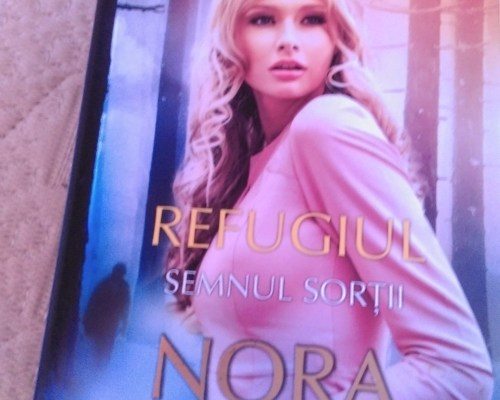 Semnul sorții (Refugiul#1), Nora Roberts – Litera/Lira