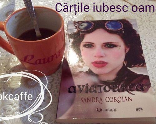 Aviatoarea, Sandra Coroian – Quantum Publishers