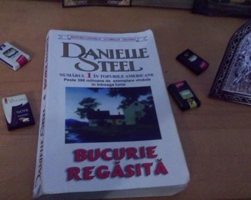 Bucurie regăsită, Danielle Steel