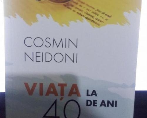 Viața la 40 de ani, Cosmin Neidoni – Libris Editorial