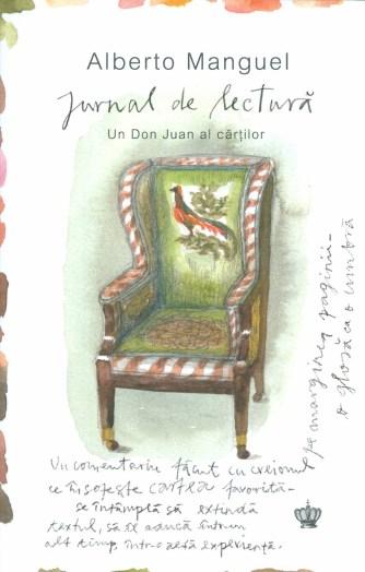 Jurnalde lectura-Un Don Juan al cartilor - Alberto-Manguel