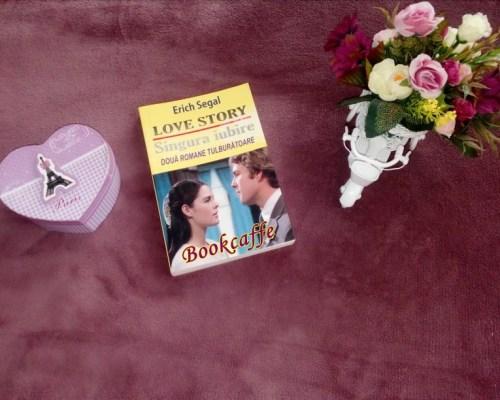 Când filmul bate cartea: Love story, Erich Segal – Editura Orizonturi