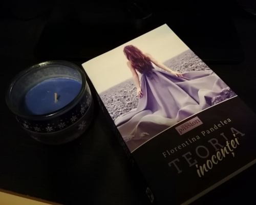 Teoria inocenței, Florentina Pandelea – Editura Celestium
