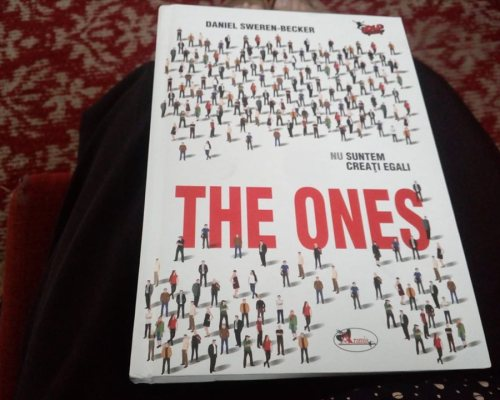 The Ones,  Daniel Sweren-Becker (Aramis) – Recenzie