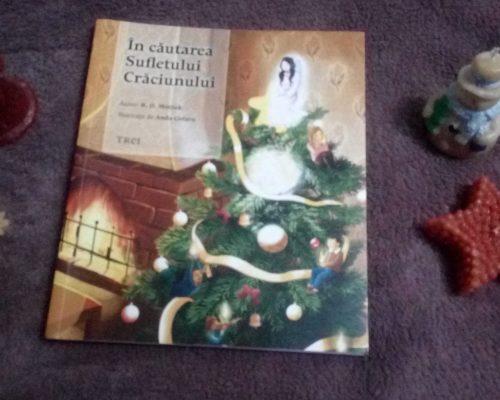 În căutarea sufletului Crăciunului, R.D. Mottok – Recenzie