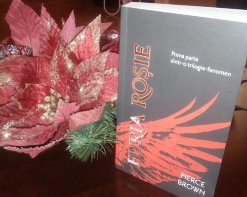 Furia roșie, Pierce Brown – Recenzie