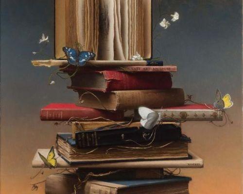 Inside Out Book Tag – să vorbim despre cărți
