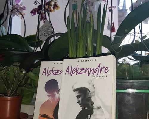 Alekzandre, A. Stephanie (Bookzone) – Recenzie