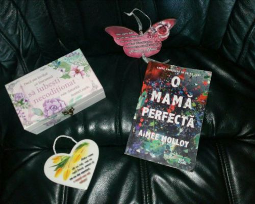 O mamă perfectă, Aimee Molloy – Recenzie