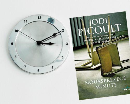 Nouăsprezece minute, Jodi Picoult – Recenzie