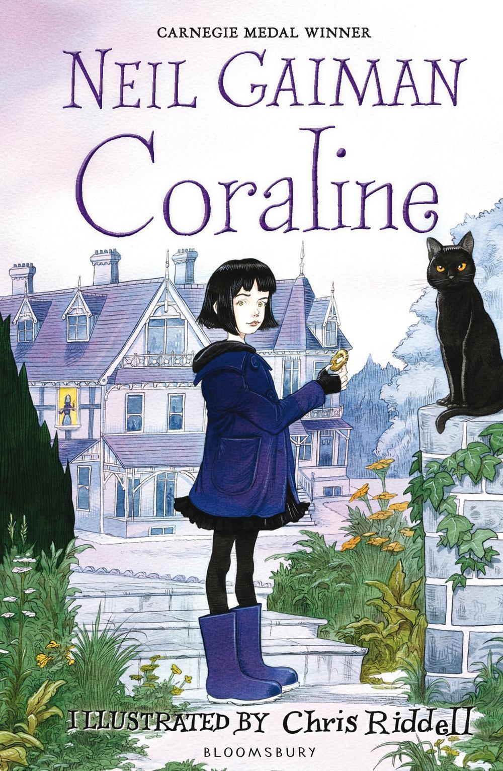 Coraline Anniversary Edition Neil Gaiman